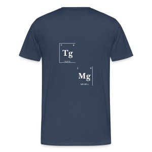 Symbole Périodique  Argentin - Men's Premium T-Shirt