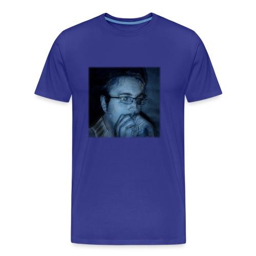 Painted Storpey (Guys) - Men's Premium T-Shirt