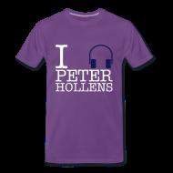 T-Shirts ~ Men's Premium T-Shirt ~ I listen to...