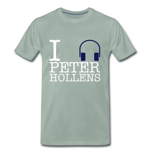 I listen to... - Men's Premium T-Shirt
