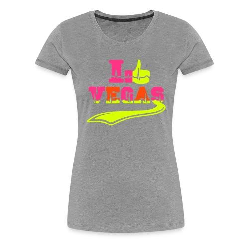 I like Las Vegas - Women's Premium T-Shirt