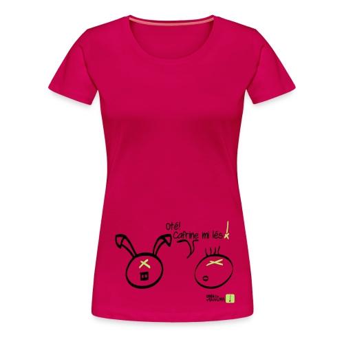 VIP - Titia Pouêt - T-shirt Premium Femme