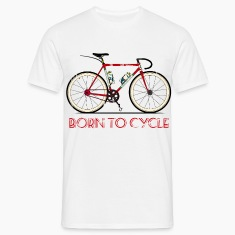 Born to Cycle T-Shirts
