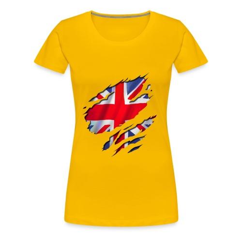 Women's Premium T-Shirt - country girl
