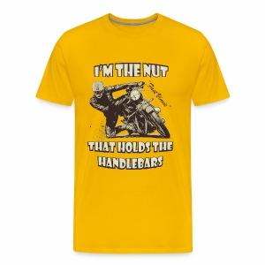 I'm the nut - Men's Premium T-Shirt