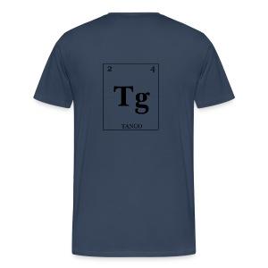 Symbole Périodique Tg - Men's Premium T-Shirt
