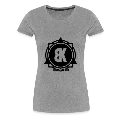 T-shirt femme BAK - T-shirt Premium Femme