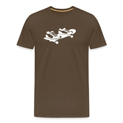 Skateboard - Camiseta premium hombre