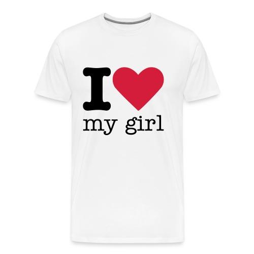 #boys - Mannen Premium T-shirt