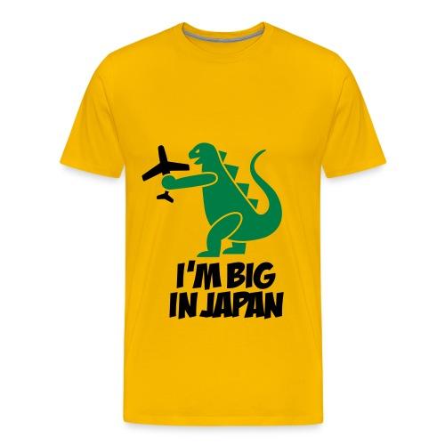 Men's Premium T-Shirt - BIG IN JAPAN