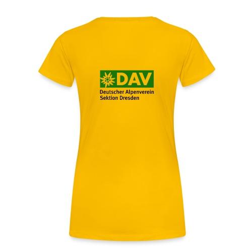 Kurzarm Women - Frauen Premium T-Shirt
