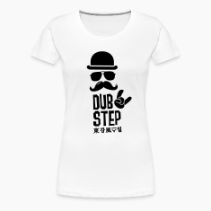 Like a dubstep dance musica bigote boss Camisetas