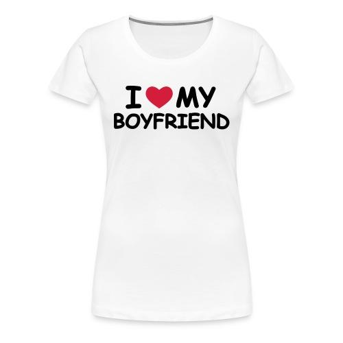 #girls - Vrouwen Premium T-shirt
