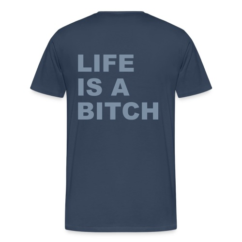 Männer T-Shirt von Continental Clothing   - Männer Premium T-Shirt