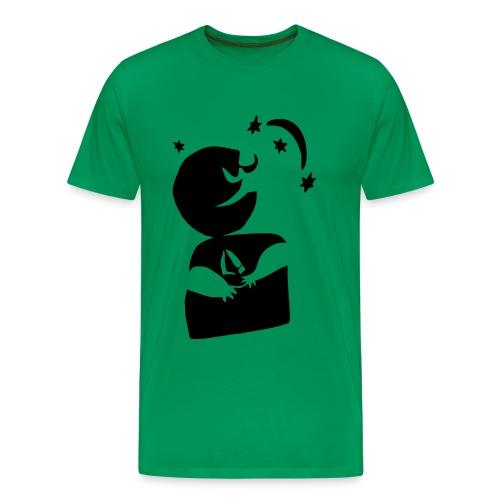 Opera Singer - Mannen Premium T-shirt