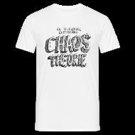 T-Shirts ~ Männer T-Shirt ~ Chaostheorie (schwarz)