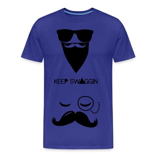 Keep Swaggin - T-shirt Premium Homme
