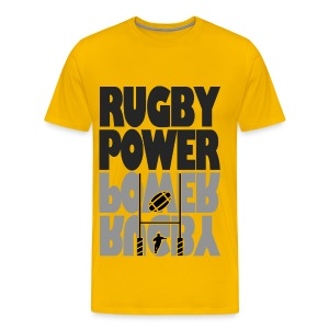 Transformation rugby - T-shirt Premium Homme