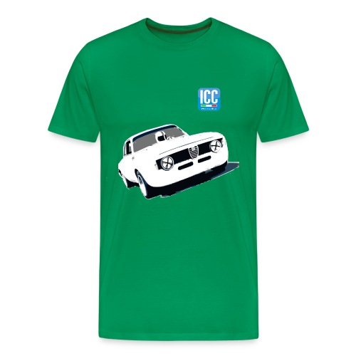 T-shirt Ligne GIU13 BM - T-shirt Premium Homme