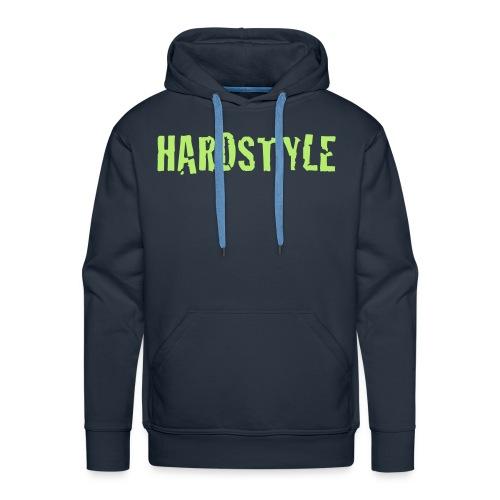 hardstyle hoodie - Men's Premium Hoodie