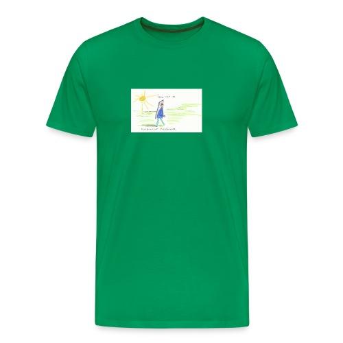Solarenergie  - Männer Premium T-Shirt
