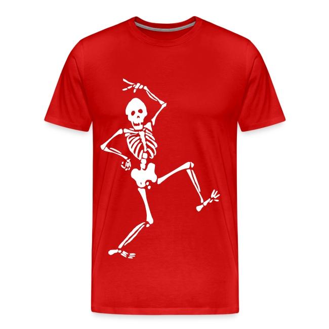 Tee-Shirt Homme - Squelette