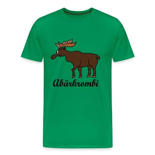 Abärkrombi - Männer Premium T-Shirt