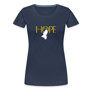 Hopeful - Frauen Premium T-Shirt