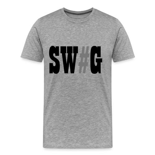 @weloveeeit - Mannen Premium T-shirt
