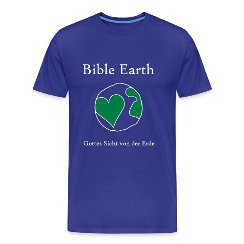 Bible Earth - Männer Premium T-Shirt