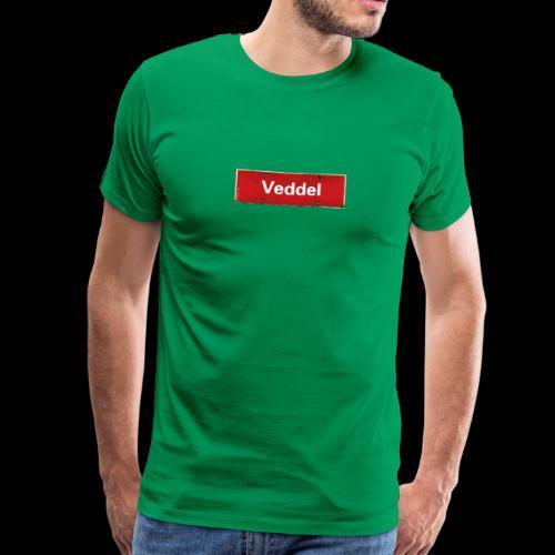 Shirt mit Veddel-Schild - Männer Premium T-Shirt