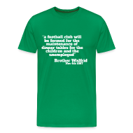 T-Shirts ~ Men's Premium T-Shirt ~ Brother Walfrid