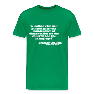 Brother Walfrid - Men's Premium T-Shirt
