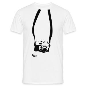 Camiseta Cámara de fotos - Camiseta hombre