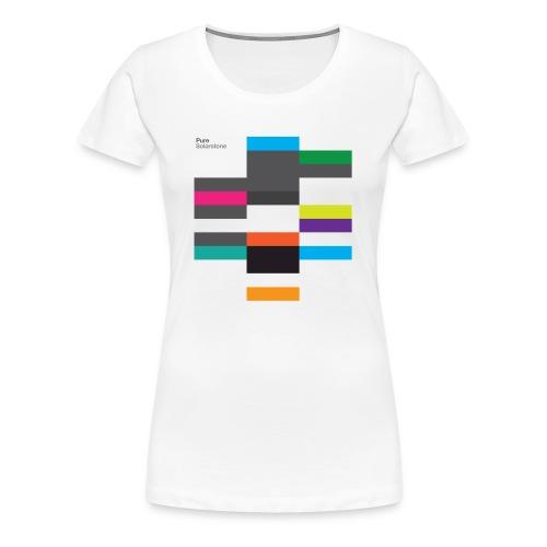 Solarstone 'Pure' T-Shirt - Women's Premium T-Shirt