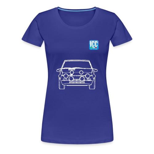 T-shirt Ligne Ritmo13 BF - T-shirt Premium Femme