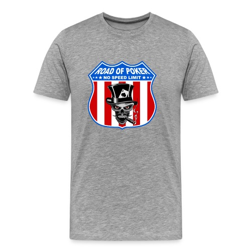 poker - Men's Premium T-Shirt