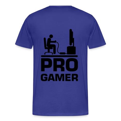 Zocker Shirt - Männer Premium T-Shirt