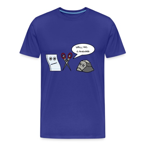 Awkward - Men's Premium T-Shirt