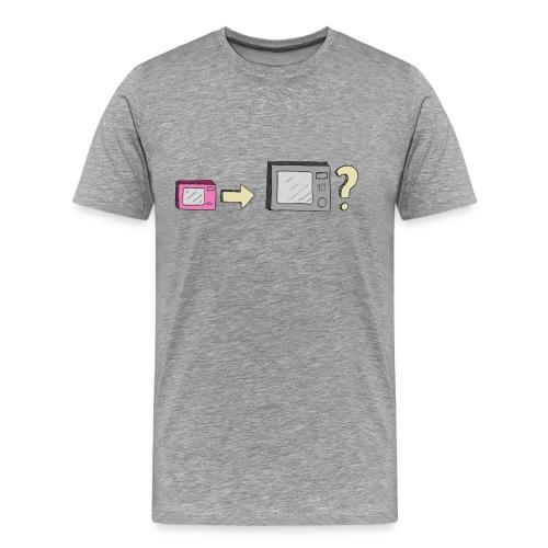 Shit Students Say  - Men's Premium T-Shirt