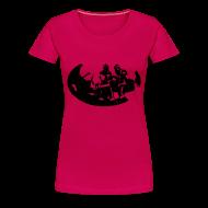 Tee shirts ~ T-shirt Premium Femme ~ Sapeur Pompier en action