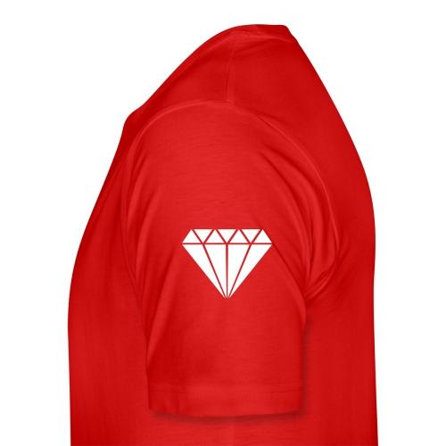 Bawz shirt (special edition)  - Mannen Premium T-shirt