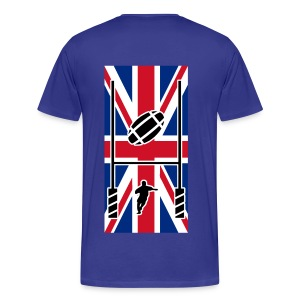 Rugby United Kingdom team - T-shirt Premium Homme
