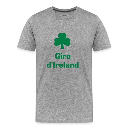 Giro d'Ireland - Men's Premium T-Shirt
