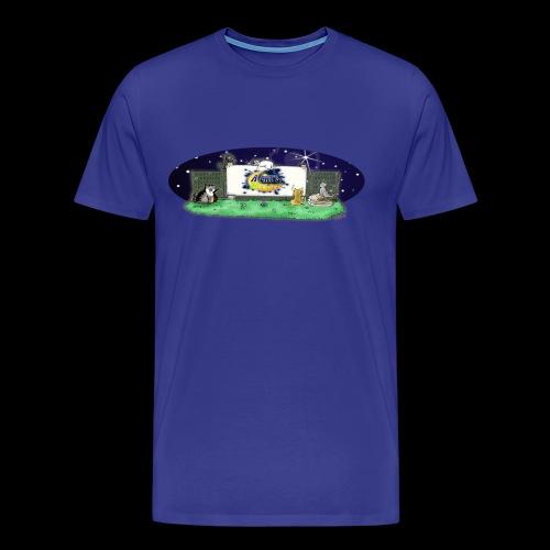 A Cat's Night Special 3A - Maglietta Premium da uomo
