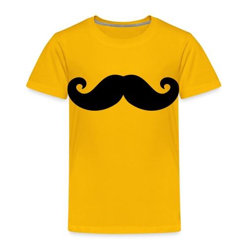 Moustache - Kids' Premium T-Shirt