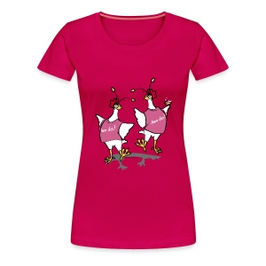 Hen Party (pink) - Women's Premium T-Shirt