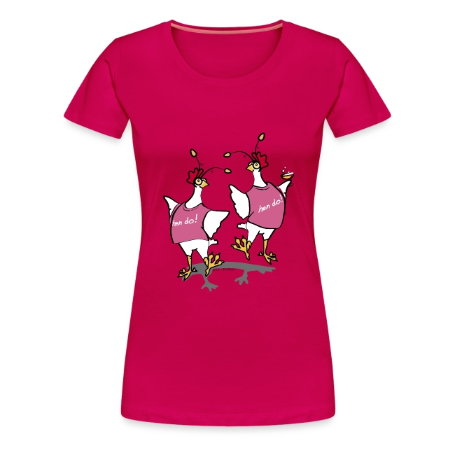 Hen Party (pink)
