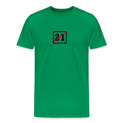 21 Icon - Männer Premium T-Shirt