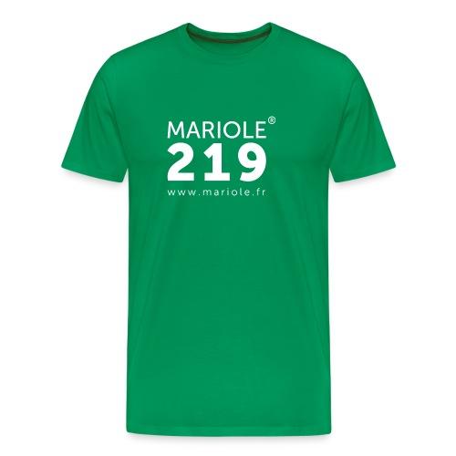 T-Shirt Homme Mariole - T-shirt Premium Homme